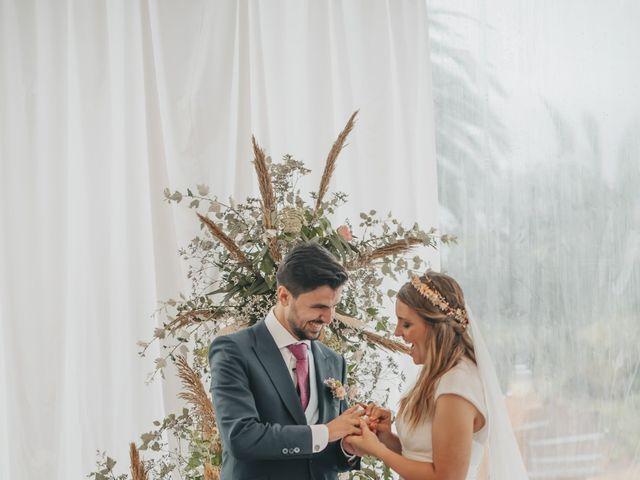 La boda de Jose y Silvia en Alberic, Valencia 93