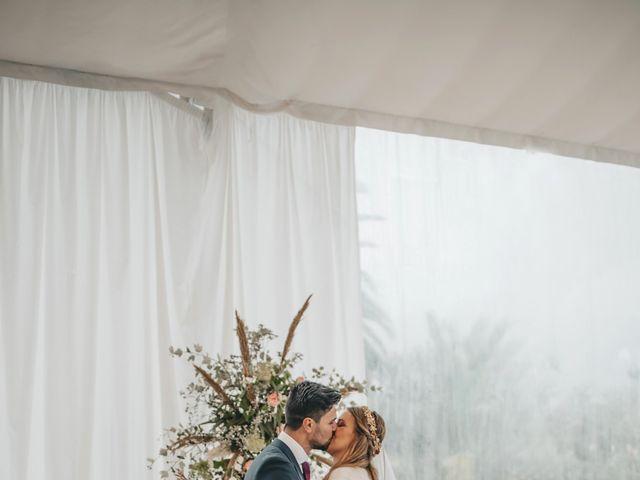 La boda de Jose y Silvia en Alberic, Valencia 95