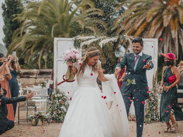 La boda de Jose y Silvia en Alberic, Valencia 97