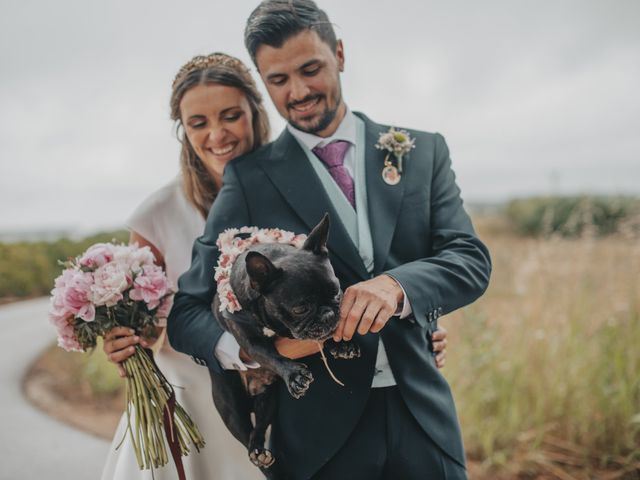 La boda de Jose y Silvia en Alberic, Valencia 110
