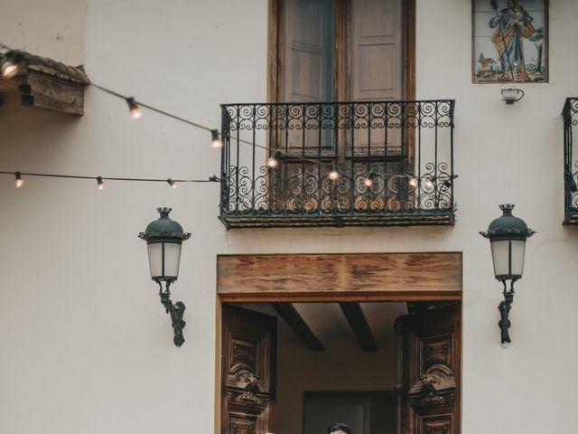 La boda de Jose y Silvia en Alberic, Valencia 114