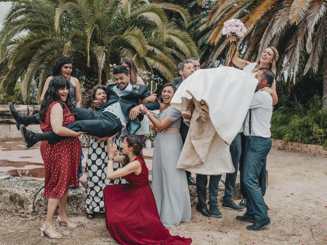 La boda de Jose y Silvia en Alberic, Valencia 127