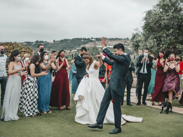 La boda de Jose y Silvia en Alberic, Valencia 128