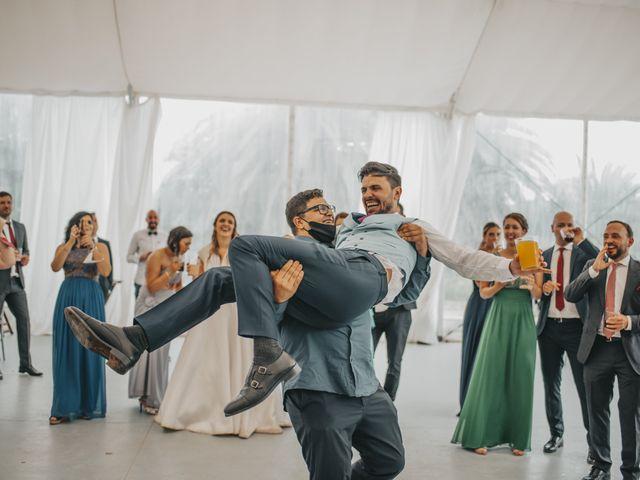 La boda de Jose y Silvia en Alberic, Valencia 122
