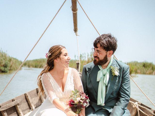 La boda de Marta  y Unai en Valencia, Valencia 1