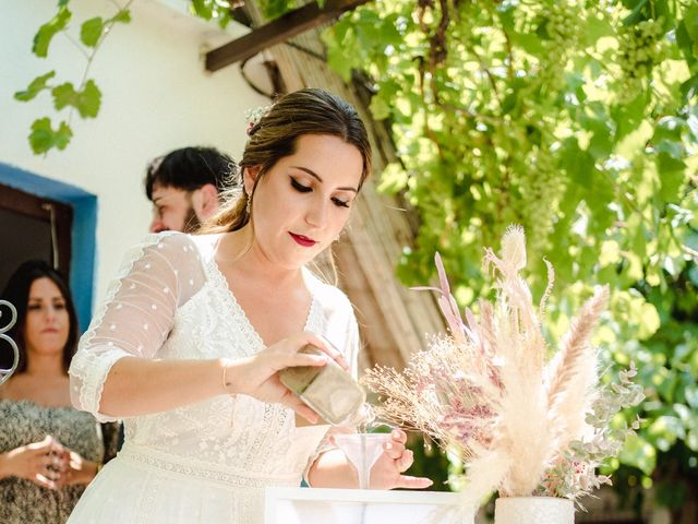 La boda de Marta  y Unai en Valencia, Valencia 6