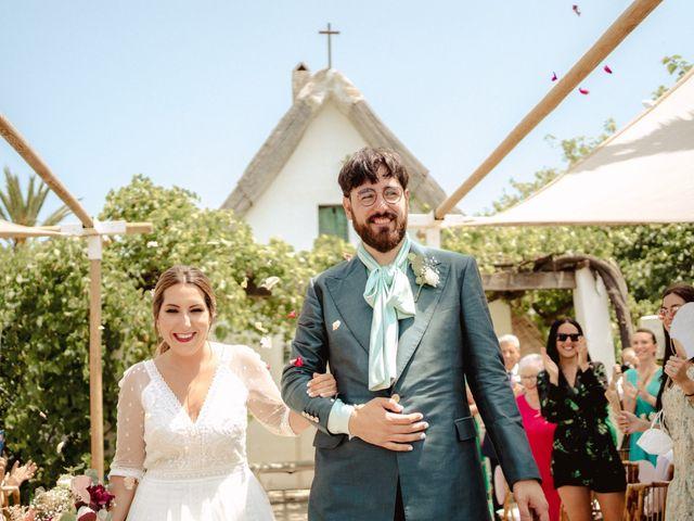 La boda de Marta  y Unai en Valencia, Valencia 7