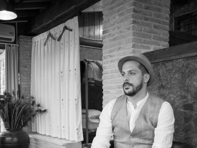 La boda de Chencho y Elena en Saelices, Cuenca 13