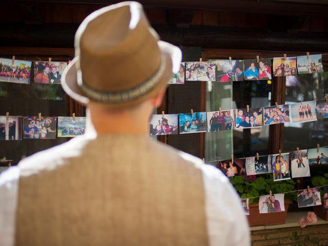 La boda de Chencho y Elena en Saelices, Cuenca 1
