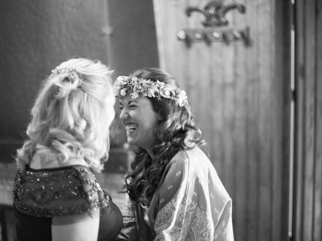 La boda de Chencho y Elena en Saelices, Cuenca 21