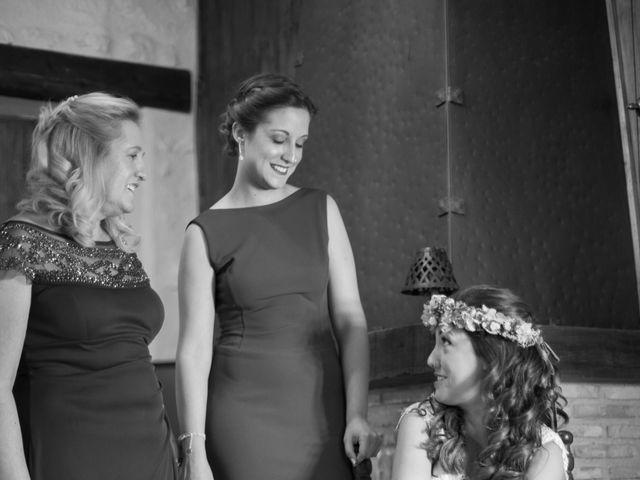 La boda de Chencho y Elena en Saelices, Cuenca 23