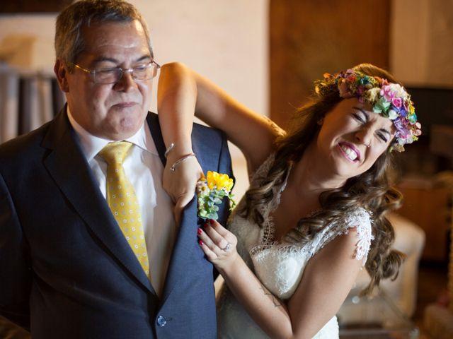 La boda de Chencho y Elena en Saelices, Cuenca 24