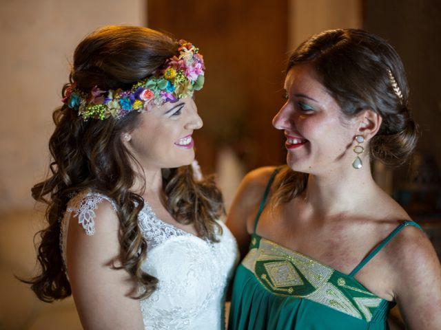 La boda de Chencho y Elena en Saelices, Cuenca 25
