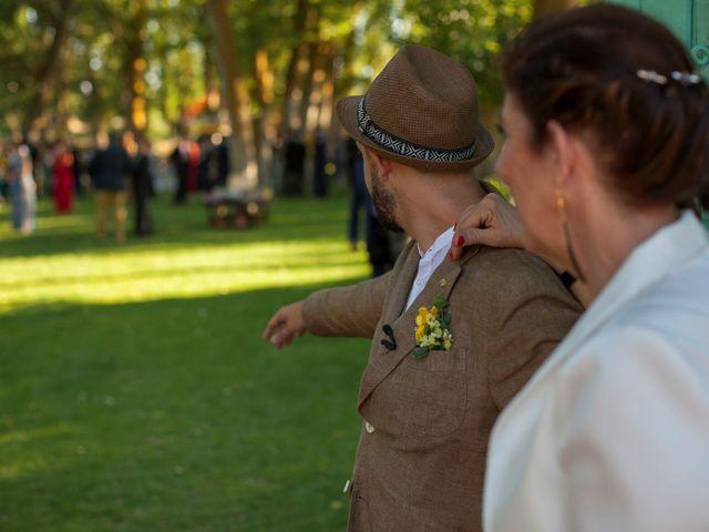 La boda de Chencho y Elena en Saelices, Cuenca 27