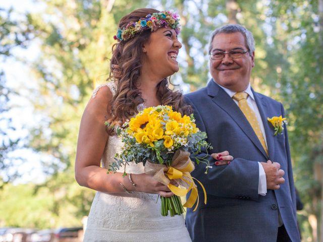La boda de Chencho y Elena en Saelices, Cuenca 29