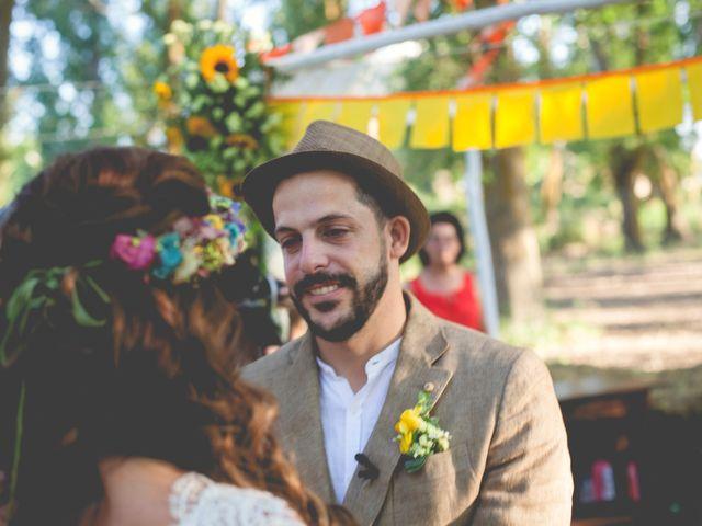 La boda de Chencho y Elena en Saelices, Cuenca 31