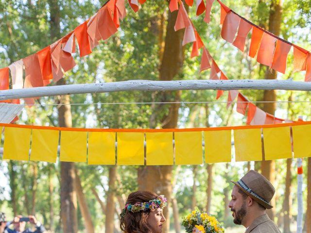 La boda de Chencho y Elena en Saelices, Cuenca 32