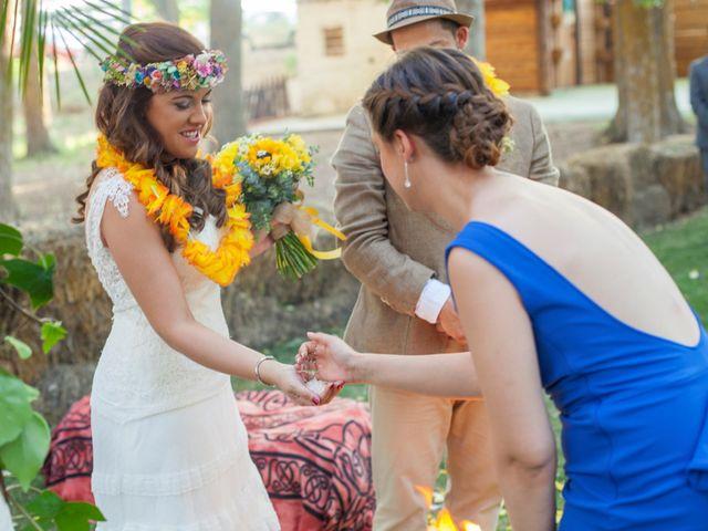 La boda de Chencho y Elena en Saelices, Cuenca 33