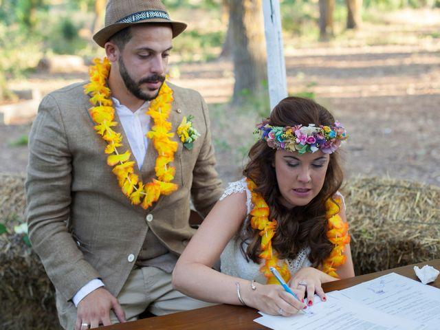 La boda de Chencho y Elena en Saelices, Cuenca 34