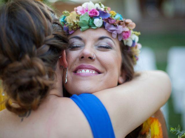 La boda de Chencho y Elena en Saelices, Cuenca 36