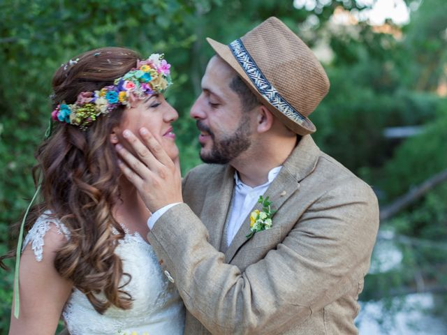 La boda de Chencho y Elena en Saelices, Cuenca 39