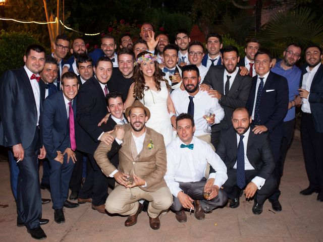 La boda de Chencho y Elena en Saelices, Cuenca 42