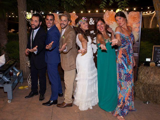La boda de Chencho y Elena en Saelices, Cuenca 43