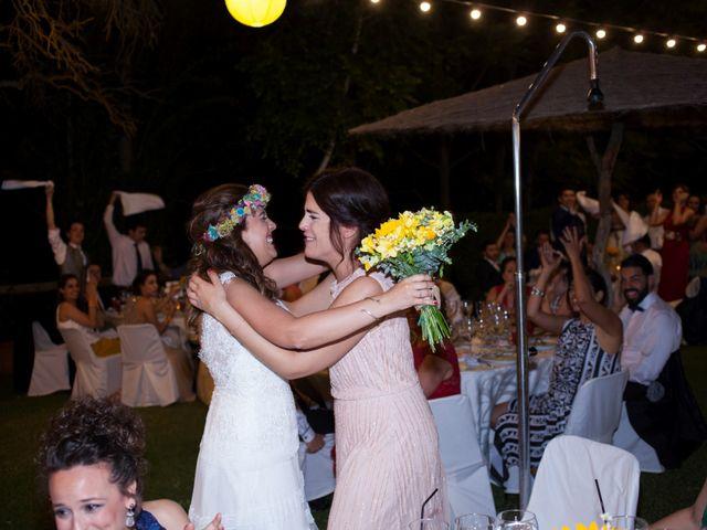 La boda de Chencho y Elena en Saelices, Cuenca 45