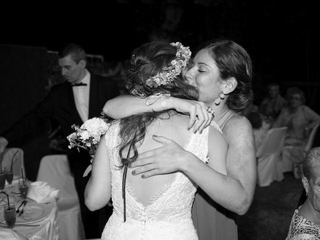 La boda de Chencho y Elena en Saelices, Cuenca 46