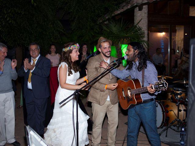 La boda de Chencho y Elena en Saelices, Cuenca 49