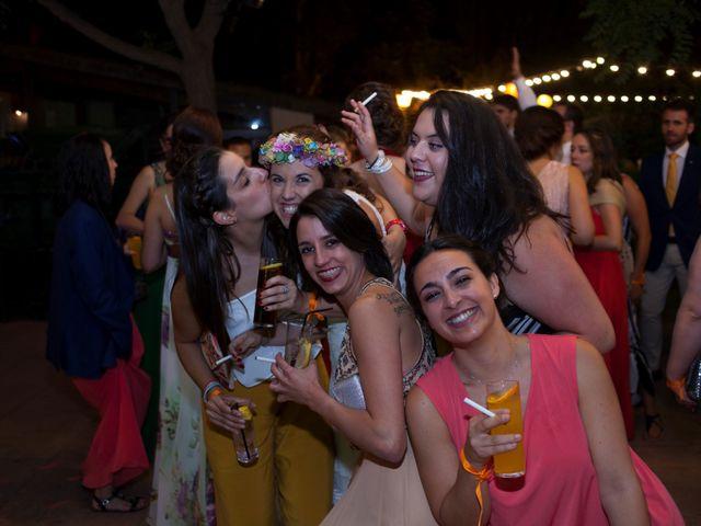 La boda de Chencho y Elena en Saelices, Cuenca 50