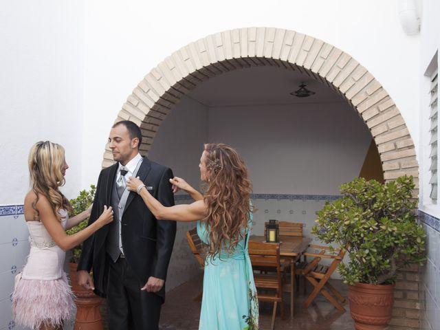 La boda de Sergio y Isa en Picanya, Valencia 7