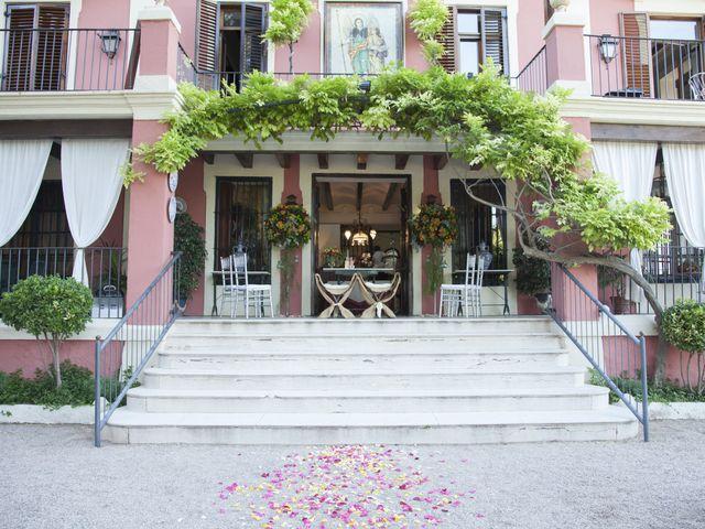La boda de Sergio y Isa en Picanya, Valencia 19