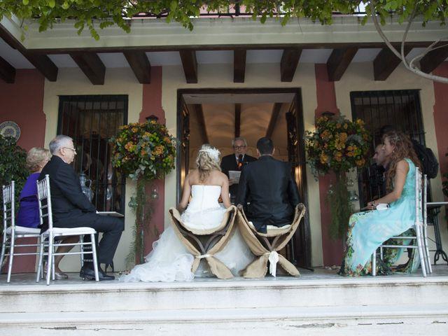 La boda de Sergio y Isa en Picanya, Valencia 23