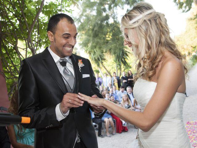 La boda de Sergio y Isa en Picanya, Valencia 25