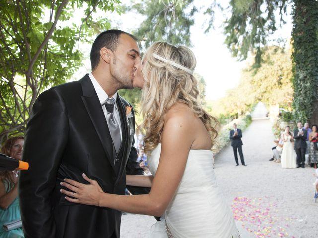La boda de Sergio y Isa en Picanya, Valencia 26