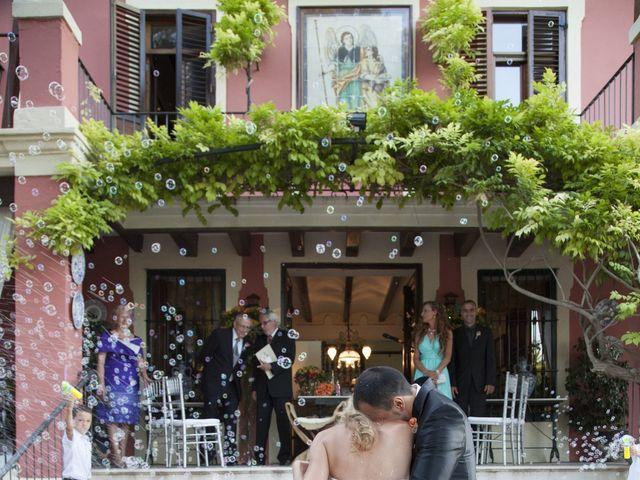 La boda de Sergio y Isa en Picanya, Valencia 28