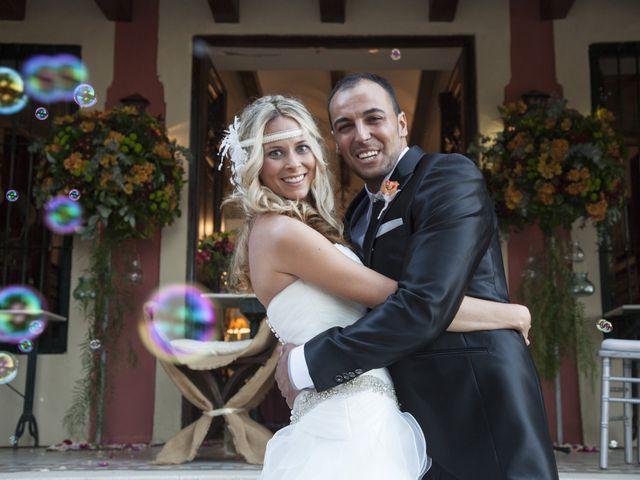 La boda de Sergio y Isa en Picanya, Valencia 29