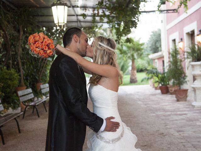 La boda de Sergio y Isa en Picanya, Valencia 30