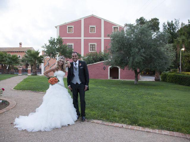 La boda de Sergio y Isa en Picanya, Valencia 32