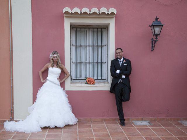 La boda de Sergio y Isa en Picanya, Valencia 33