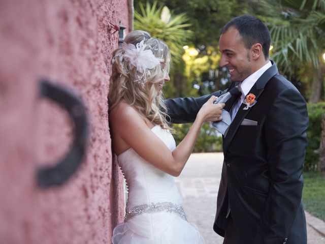 La boda de Sergio y Isa en Picanya, Valencia 34