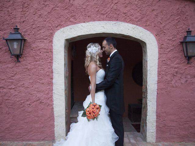 La boda de Sergio y Isa en Picanya, Valencia 35