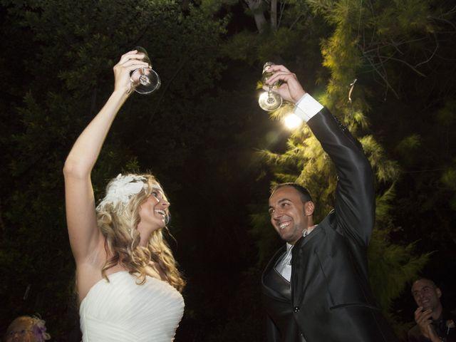 La boda de Sergio y Isa en Picanya, Valencia 38