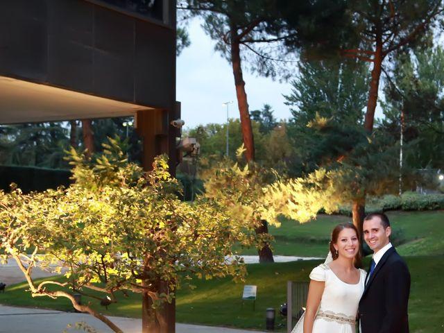 La boda de Alain y Fátima en Madrid, Madrid 5
