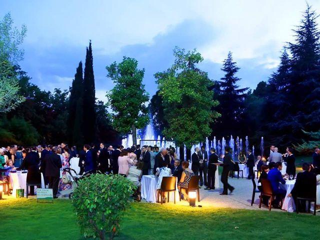 La boda de Alain y Fátima en Madrid, Madrid 2
