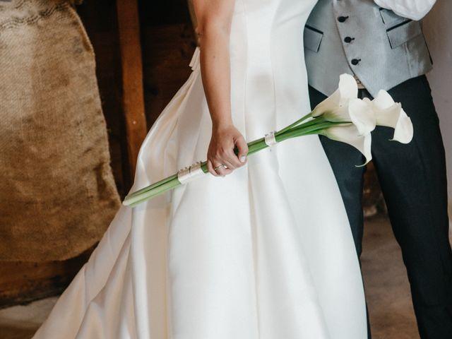 La boda de Oscar y Maria en Torrelameu, Lleida 3