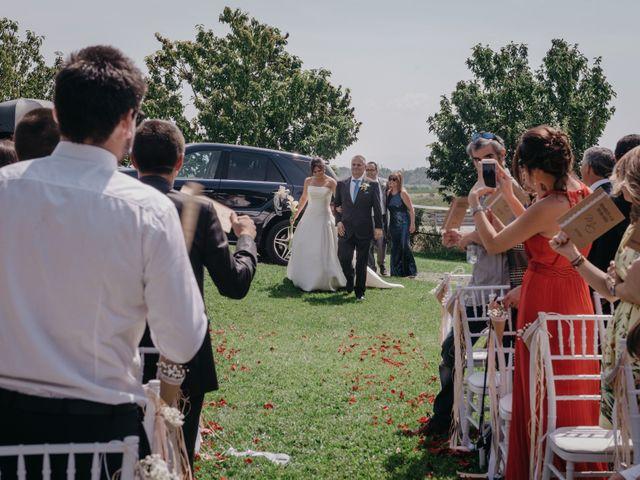 La boda de Oscar y Maria en Torrelameu, Lleida 16