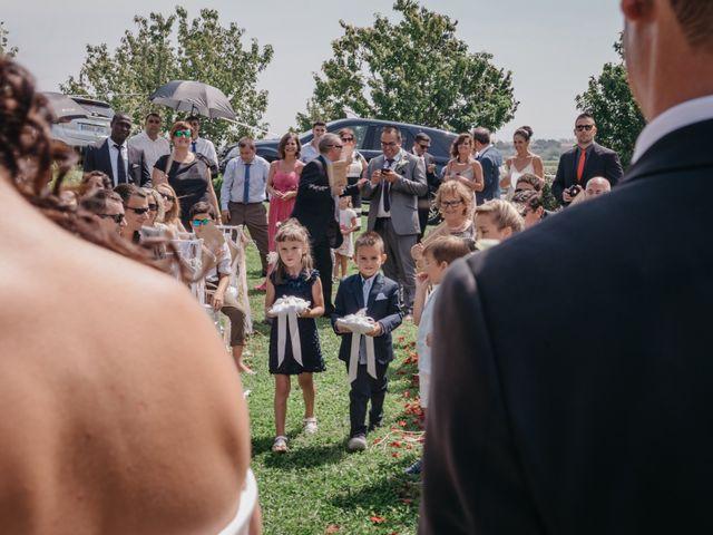 La boda de Oscar y Maria en Torrelameu, Lleida 17