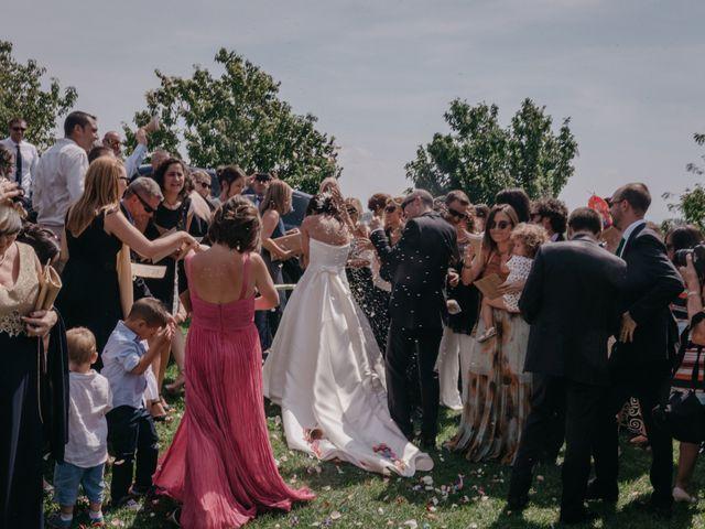 La boda de Oscar y Maria en Torrelameu, Lleida 21